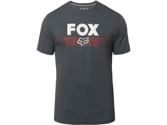 Fox Aviator SS Tech Shirt Herren heather deep cobalt